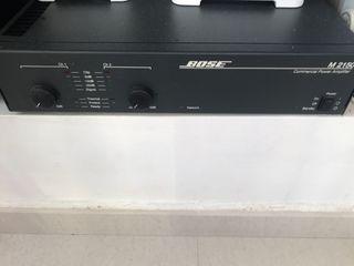 BOSE amplificador comercial M2150