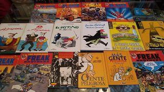 Lote 16 Cómics en Español