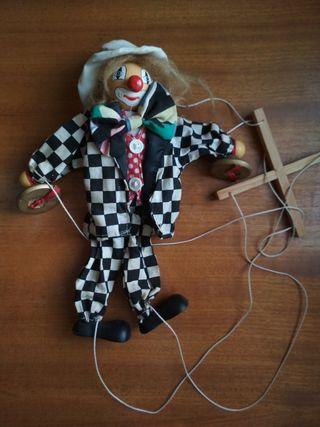 Marioneta antigua