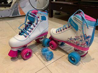SFR Vision II QUAD Roller Skates