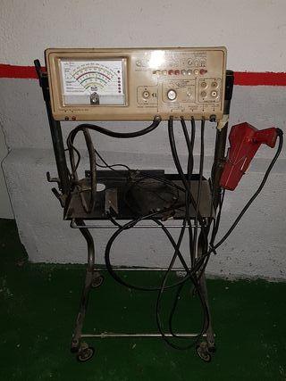 máquina de diagnosis antigua