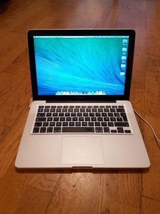 Apple MacBook Pro 13 2010 teclado francés