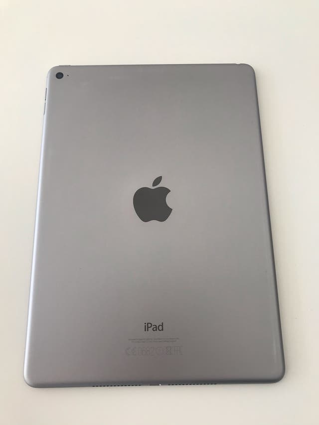 New iPad Air 2
