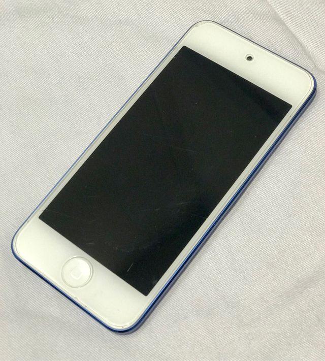 iPod Touch 6a generación Azul