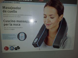 masajeador de cuello