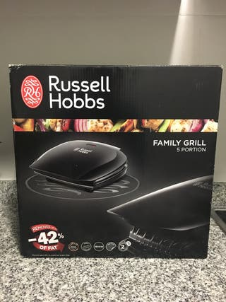 Grill Familiar Russell Hobbs