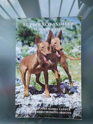 Libro El Podenco Andaluz y el Perro Maneto