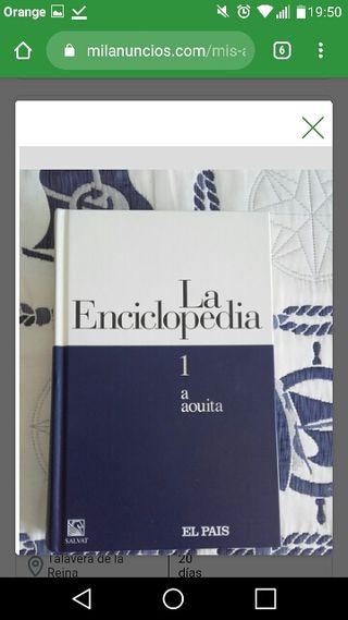LA ENCICLOPEDIA. SALVAT. EL PAIS