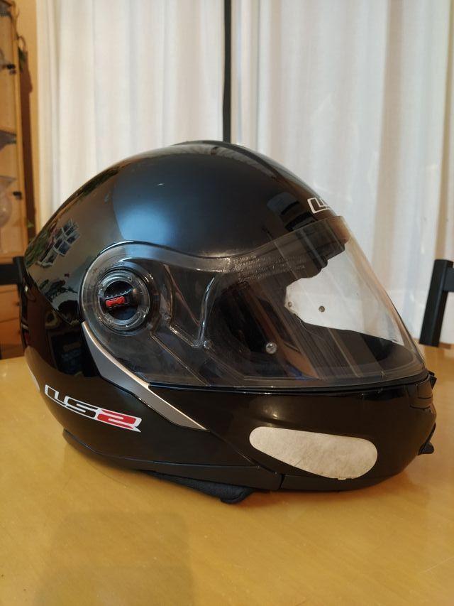 Casco moto LS2