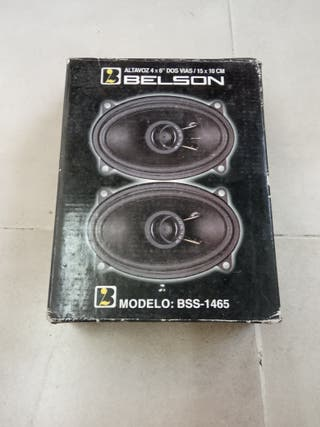 ALTAVOCES BELSON BSS1465 NUEVOS