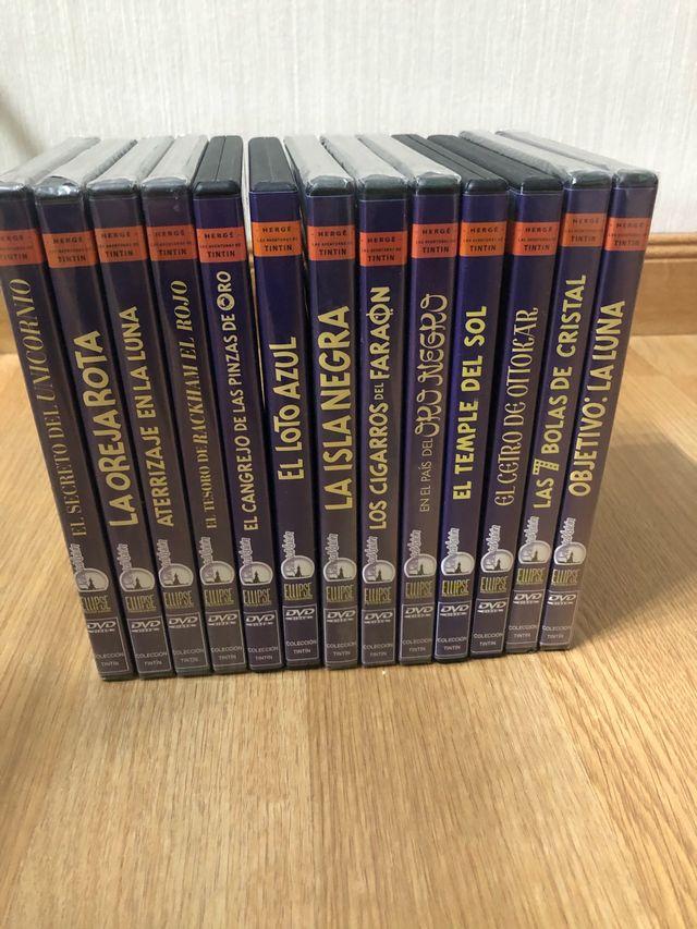 Películas DVD Tintin