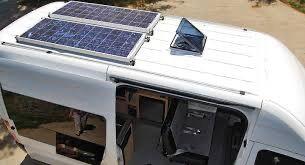 Instalamos paneles en caravanas y autocaravanas