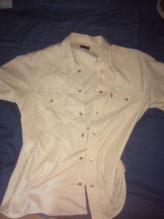 Camisa Levis de manga corta