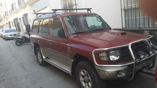 Mitsubishi galloper 2003