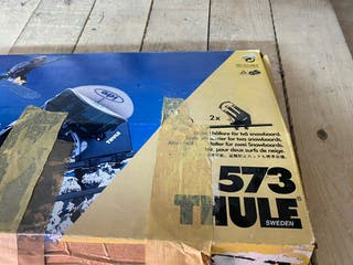 Soporte Thule para snowboard