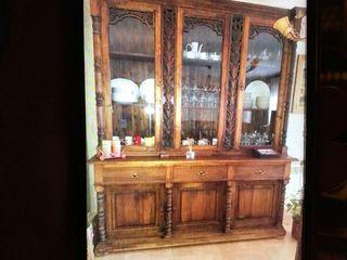 Mueble de salón rústico