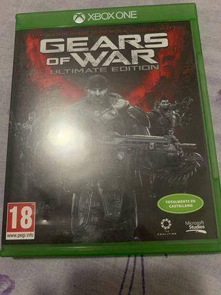 Se vende juego gears of war