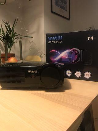 Proyector Wimius T4 3500 lumenes