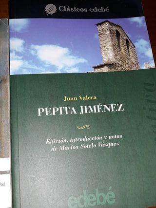 Pack de libros de literatura 5€ cada libro