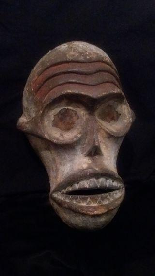 Mascara Africana IBIBIO