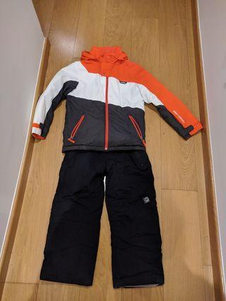 ropa esquí