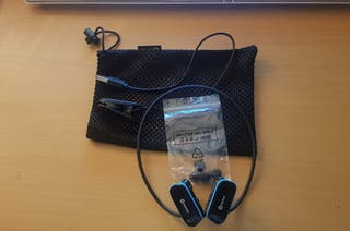 Auriculares deportivos MP3