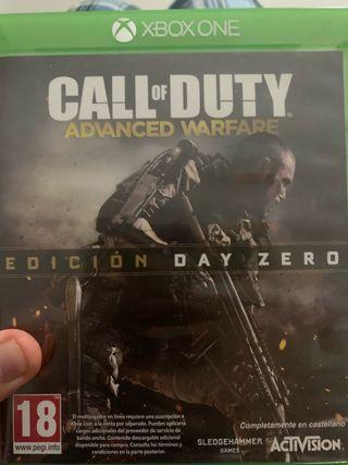 Se vende Call of duty advanced warfare