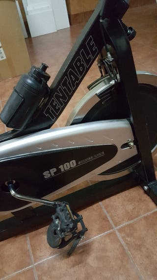 se vende bicicleta estatica