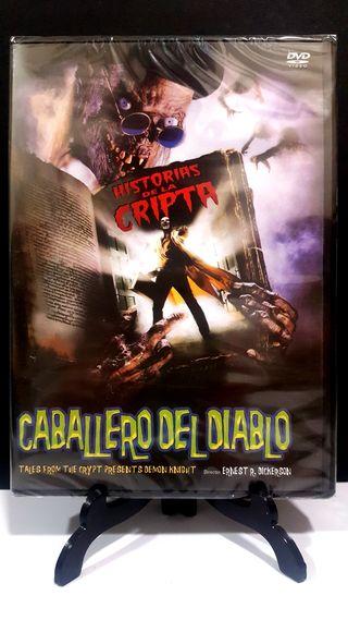 CABALLERO DEL DIABLO FORMATO DVD NUEVO