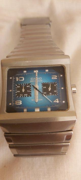 Reloj de pulsera vintage CASIO MARINE GEAR MRP300