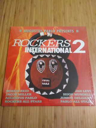 augustus pablo Lp Rockers international 2