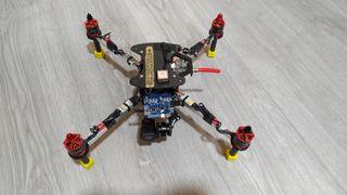 Dron carreras freestyle