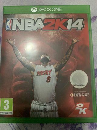 Se vende NBA2014