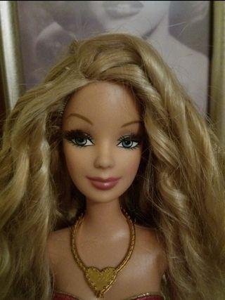Muñeca Barbie Fashion Fever