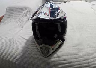 Casco moto de segunda mano en Tordesillas en WALLAPOP