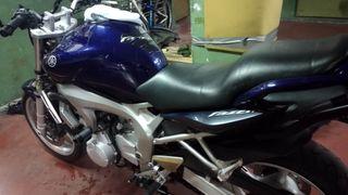 despiece Yamaha fz6
