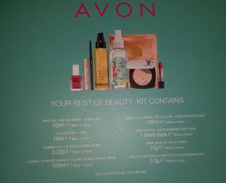 Best of Beauty Box