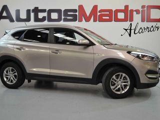 Hyundai Tucson 1.7 CRDi 85kW (115CV) BD Klass Nav 4x2