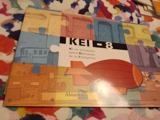 kei 8 Kit actividades Estimulación Inteligencia