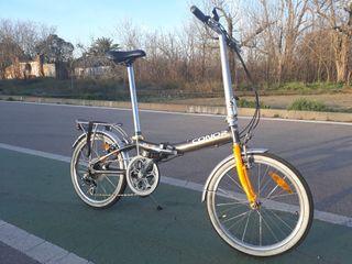 Bicicleta Plegable Conor Indie