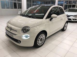 Fiat 500 Lounge 1.2 69cv GLP etiqueta ECO - km 0