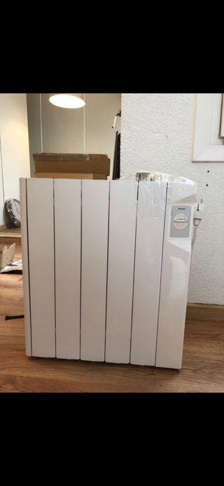 Radiadores electricos! 5 radiadores ducasa
