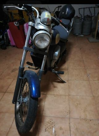 Ciclomotor 49cc Aprilia Classic