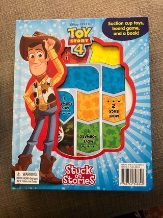 Libro juego Toy Story