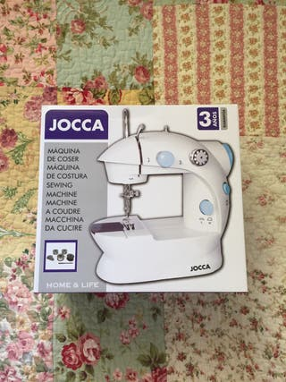 Máquina de coser nueva portátil