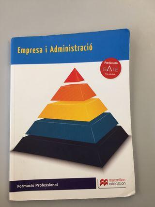 Empresa i Administración
