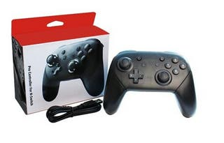 Mandos Pro para Nintendo Switch (NUEVO)