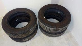 4 neumáticos Michelín (195/65 R15 91H)