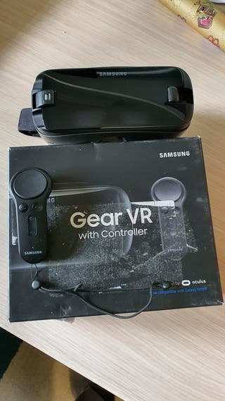 Samsung Gear VR con controlador