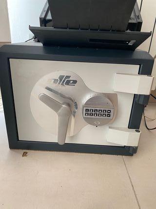 Caja Fuerte 200Kg electrónica OLLE alta seguridad